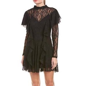 Free People Rock Candy Lace Dress Black 🖤 NEW